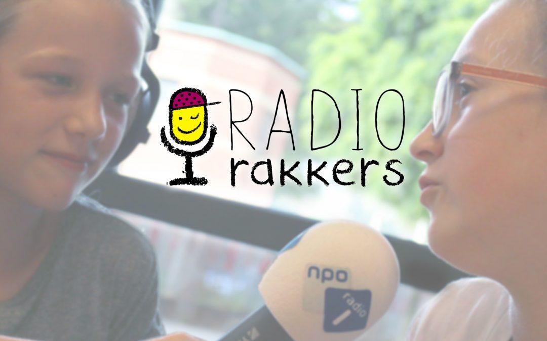 Radiorakkers geeft kinderen een stem