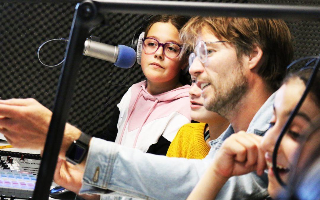 """Giel: """"Ik ben begonnen door radiootje te spelen."""""""