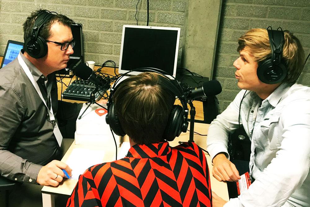 Podcasts maken en radioworkshop LOF-festival