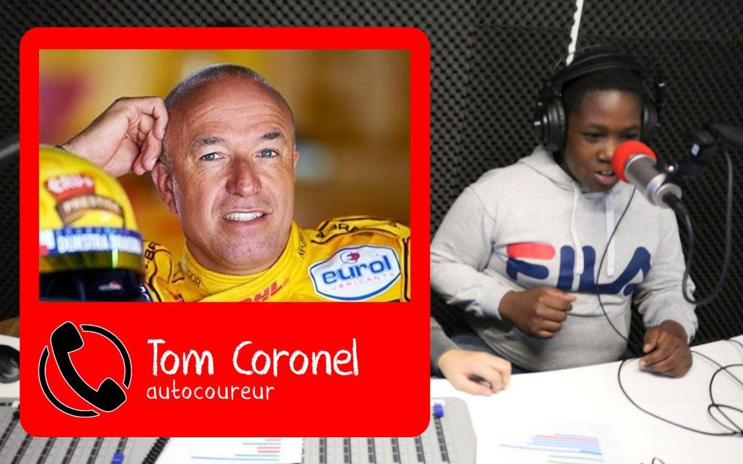 Tom Coronel tegen Cufaniël: 'Max wint GP van Nederland.'