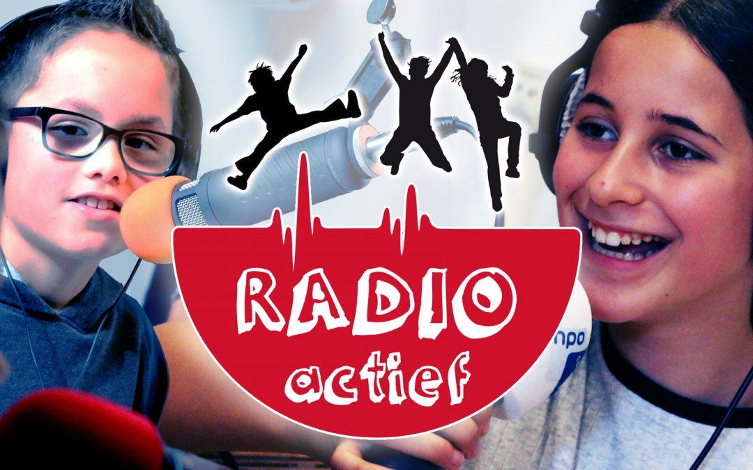 Radio Actief officieel partner Radiorakkers