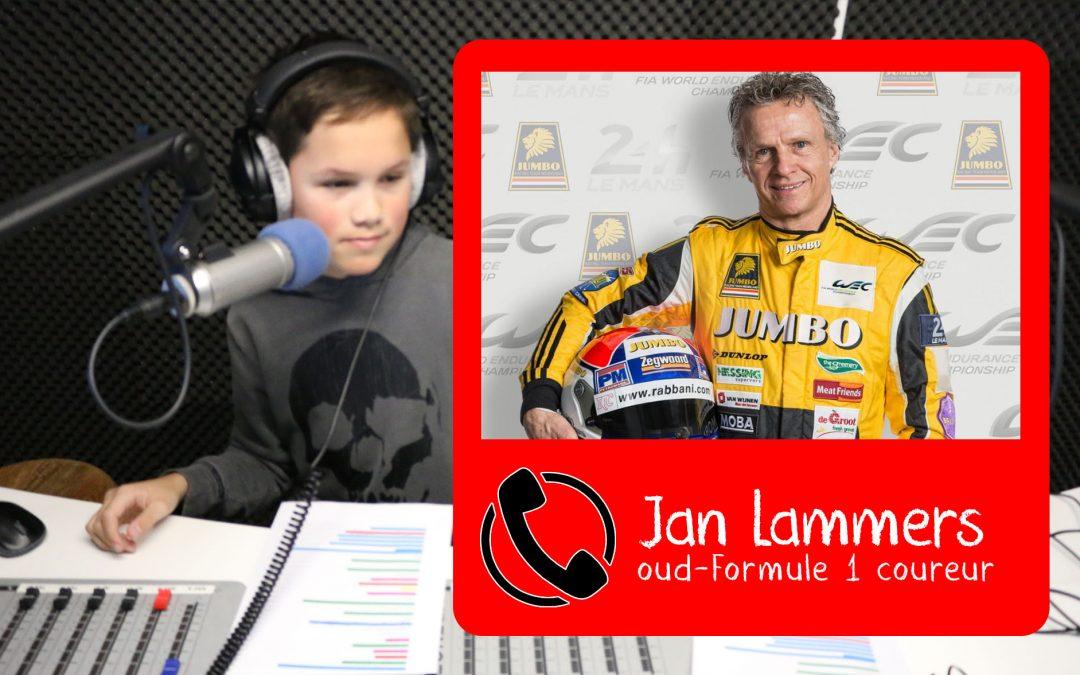 Jan Lammers over GP Nederland: 'Thuisrace is de moeilijkste.'