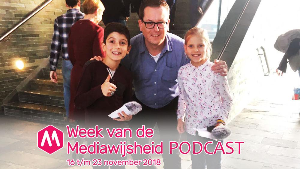 Podcastserie: Welke wijsheid heb je nodig in een digitale wereld die continu verandert?