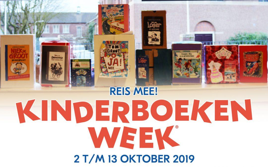 Kerntitels kinderboekenweek 2019 bekend