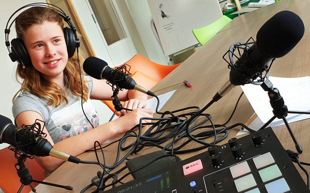 "Toekomst mediaconsumptie: ""Grote kans voor Kinderpodcasts."""