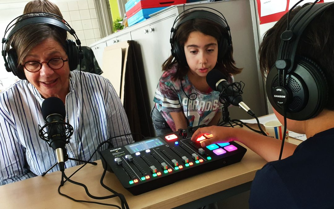 Radio Mens en Milieu | Radiorakkers Kinderpodcast