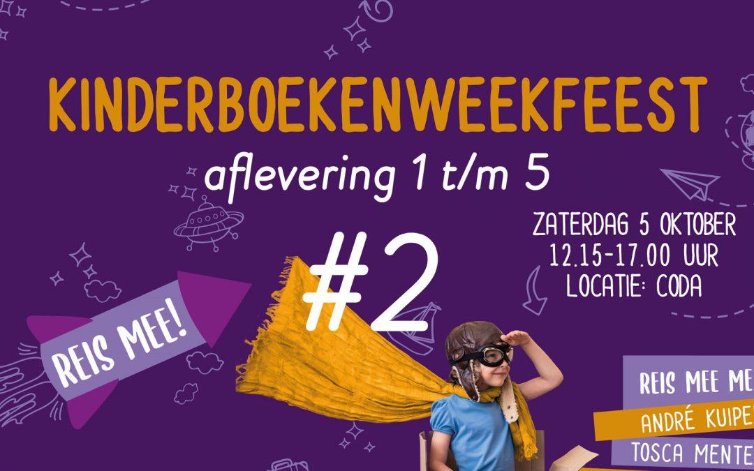 #2 Kinderboekenweekfeest Apeldoorn 2019