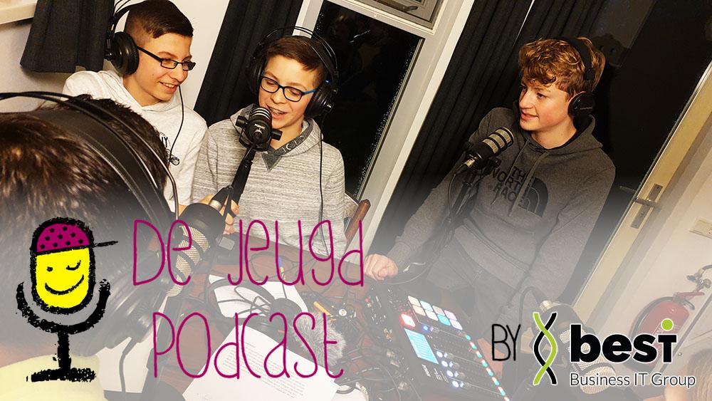 De Jeugdpodcast: Bijbaantjes en zo…