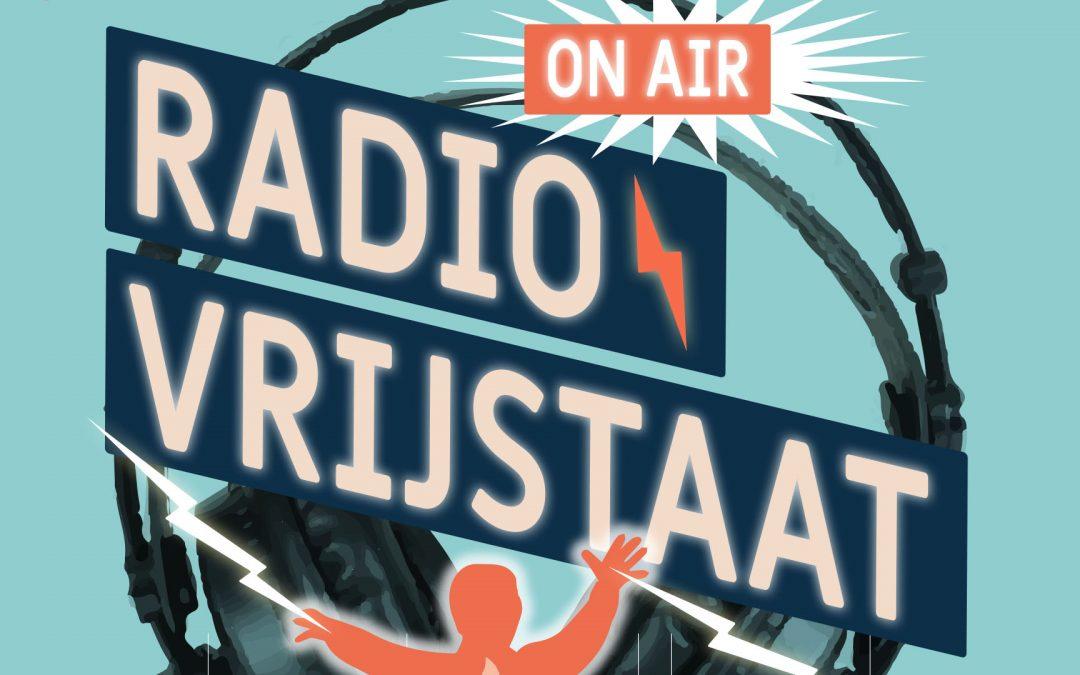 Podcastexpositie: Radio Vrijstaat Utrecht