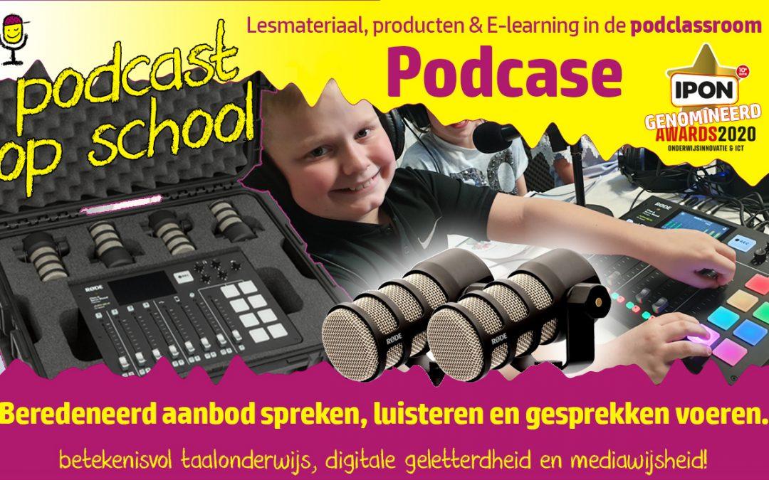 Radiorakkers genomineerd voor Award 'Innovatie van het leren PO'