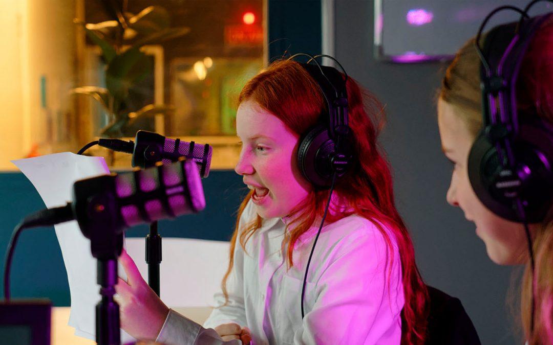 Radio Vrijstaat: Eerste uitzending groot succes!