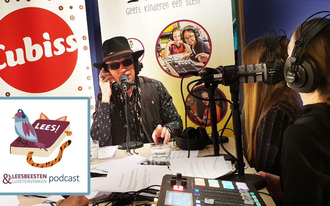 Cubiss en Radiorakkers lanceren nieuwe kinderboekenpodcast